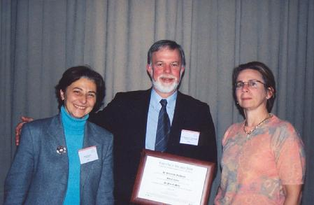 GreyNet Award Recipients 1999, 2000, 2004